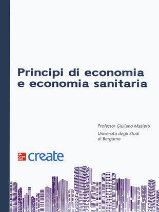 copertina Principi di economia e economia sanitaria
