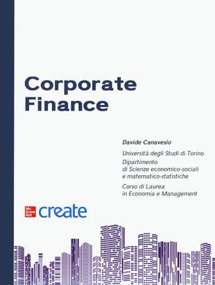 copertina Corporate finance. Con Contenuto digitale per download e accesso on line