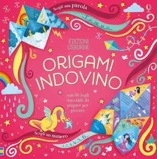 copertina Origami indovino