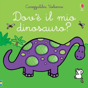 copertina Dov'è il mio dinosauro? Ediz. a colori