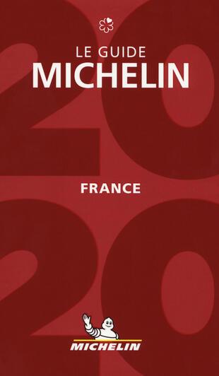 copertina France 2020. La guida rossa