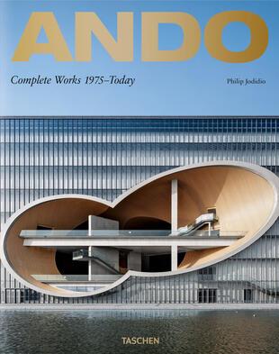 copertina Ando. Complete works 1975-today . Ediz. italiana, spagnola e portoghese