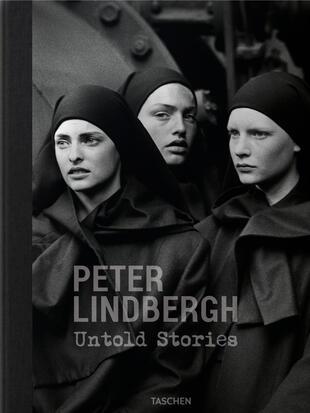 copertina Untold stories. Ediz. inglese, francese e tedesco