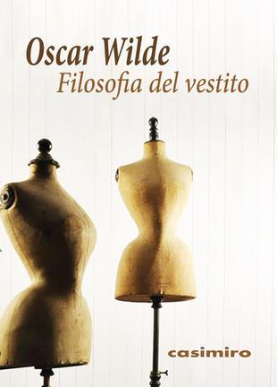 copertina Filosofia del vestito