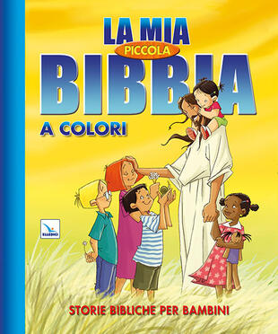 copertina La mia piccola Bibbia a colori