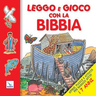 copertina Leggo e gioco con la Bibbia