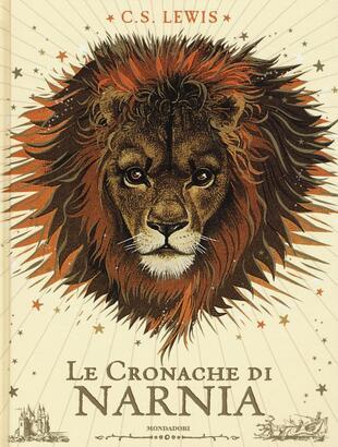 copertina Le cronache di Narnia