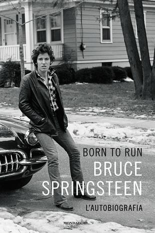 copertina Born to run