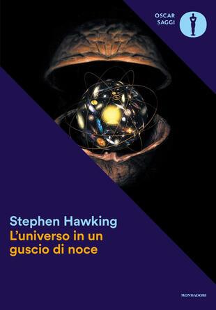 copertina L' universo in un guscio di noce