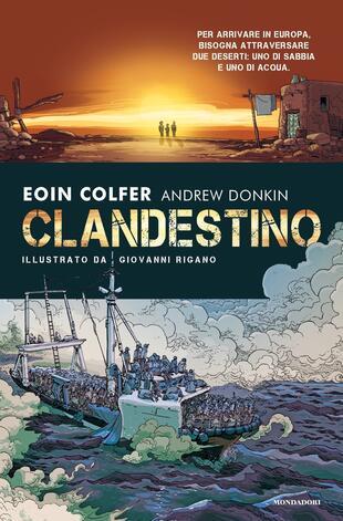 copertina Clandestino