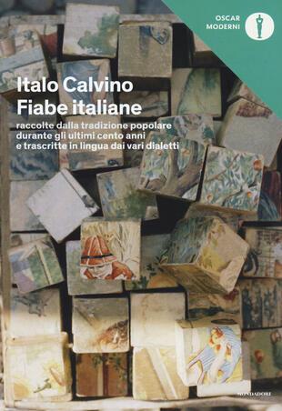 copertina Fiabe italiane