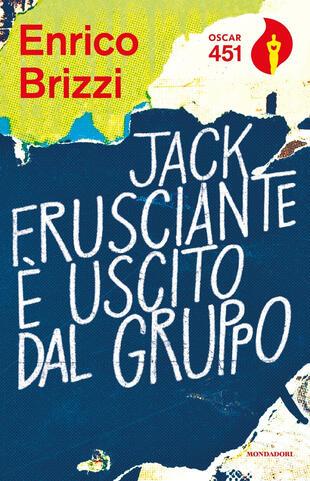 copertina Jack Frusciante è uscito dal gruppo