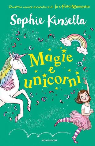 copertina Magie e unicorni. Io e Fata Mammetta