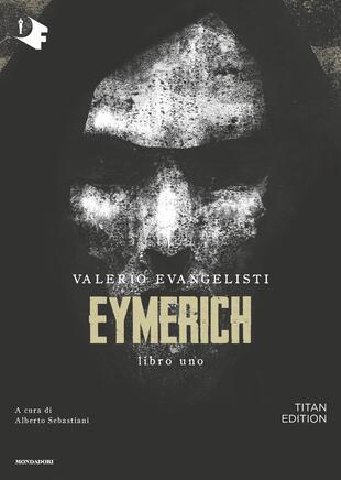 copertina Eymerich. Titan edition