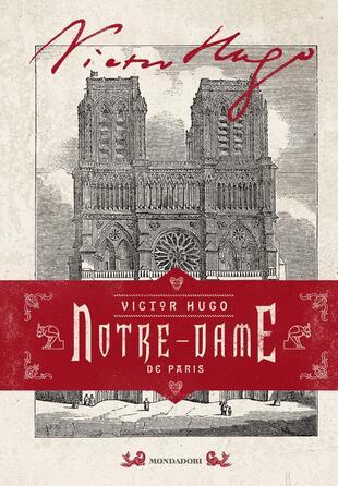 copertina Notre-Dame de Paris. Ediz. illustrata