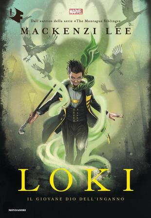 copertina Loki. Il giovane dio dell'inganno