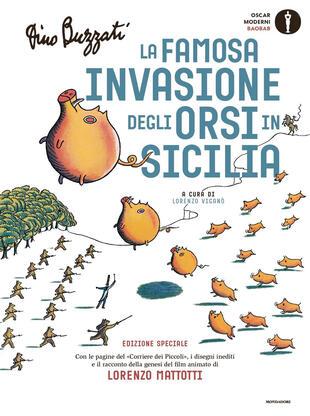 copertina La famosa invasione degli orsi in Sicilia. Ediz. speciale