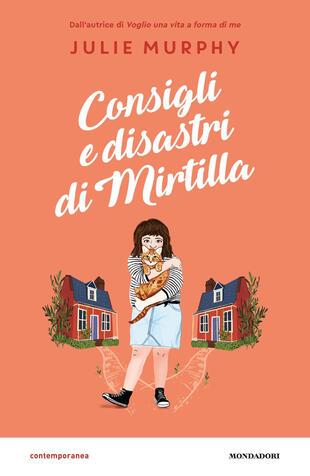 copertina Consigli e disastri di Mirtilla