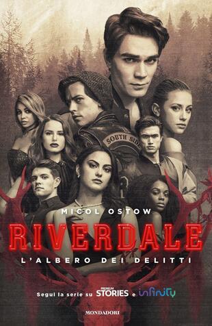 copertina L'albero dei delitti. Riverdale