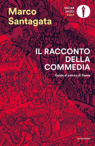 copertina Il racconto della Commedia. Guida al poema di Dante