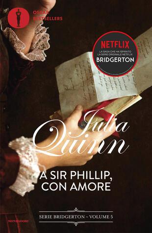 copertina A Sir Phillip, con amore. Serie Bridgerton. Vol. 5