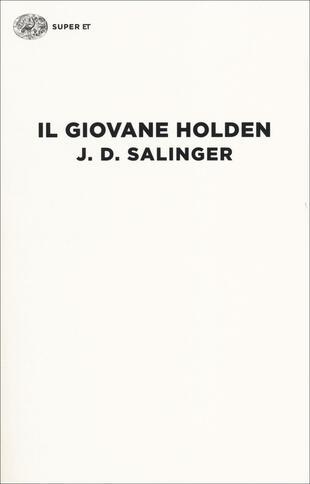 copertina Il giovane Holden