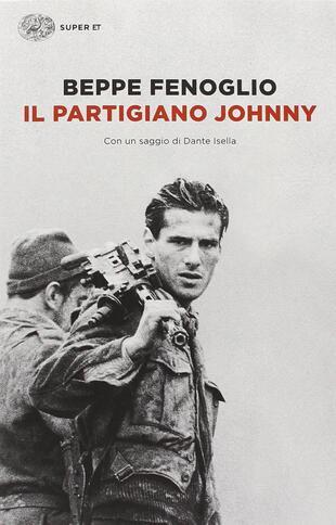 copertina Il partigiano Johnny