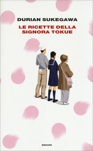 copertina Le ricette della signora Tokue
