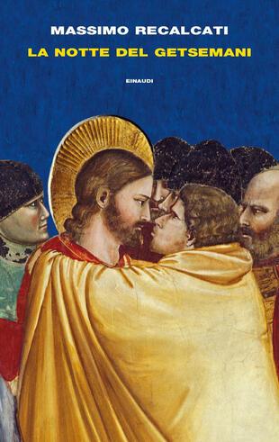 copertina La notte del Getsemani
