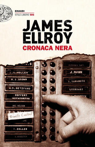 copertina Cronaca nera