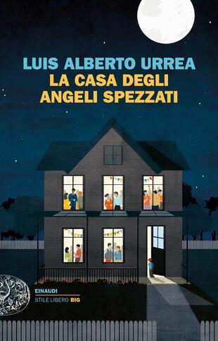 copertina La casa degli angeli spezzati