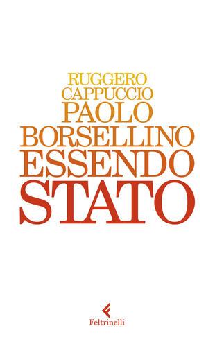 copertina Paolo Borsellino. Essendo Stato