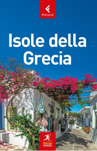 copertina Isole della Grecia