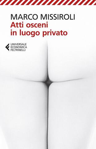 copertina Atti osceni in luogo privato