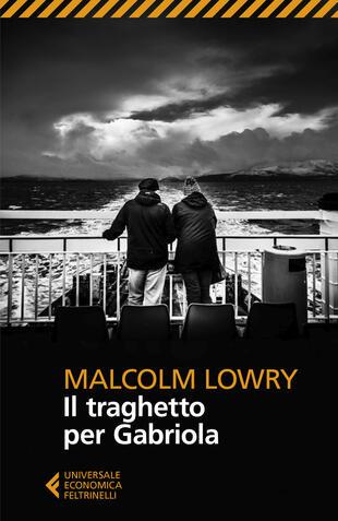 copertina Il traghetto per Gabriola