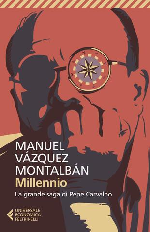 copertina Millennio. La grande saga di Pepe Carvalho