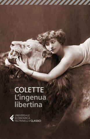 copertina L' ingenua libertina