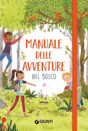copertina Manuale delle avventure nel bosco