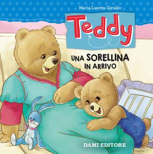 copertina Teddy. Una sorellina in arrivo