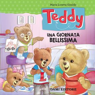copertina Teddy. Una giornata bellissima