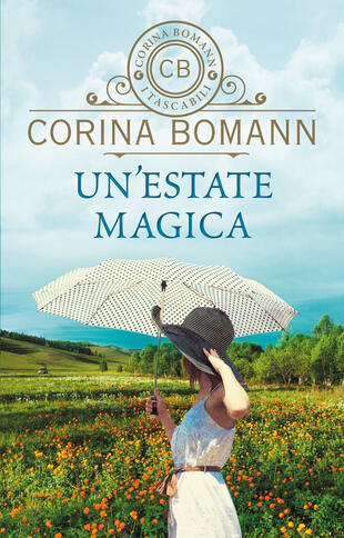 copertina Un' estate magica