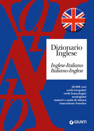 copertina Dizionario inglese. Inglese-italiano, italiano-inglese