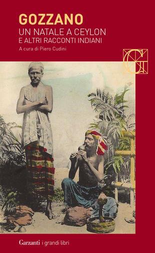 copertina Un Natale a Ceylon e altri racconti indiani