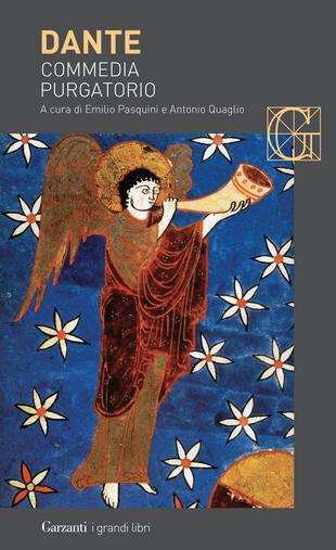 copertina Divina Commedia - Purgatorio