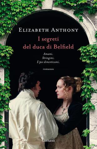 copertina I segreti del duca di Belfield