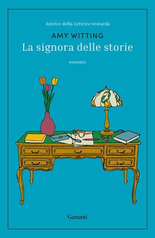 copertina La signora delle storie