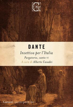 copertina Invettiva per l'Italia