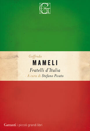 copertina Fratelli d'Italia
