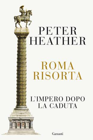 copertina Roma risorta