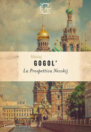 copertina La prospettiva Nevskij